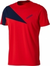 Shirt Jaxon Red Navy
