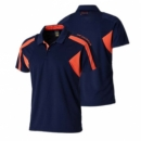 Shirt Harold Navy Orange
